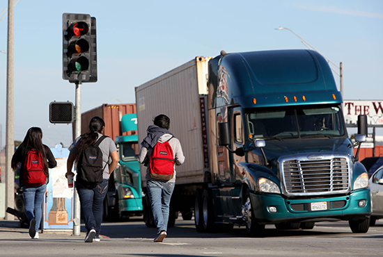 TAKE ACTION: Help CA Fight Dangerous Air Pollution — Support Zero-emission Trucks!